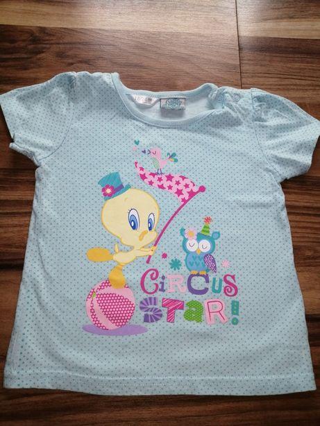 Koszulka, T-shirt rozmiar 92