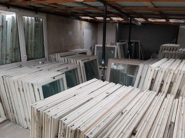 Okna przemysłowe uchylne używane Niemieckie 105x60 DOWÓZ CAŁY KRAJ