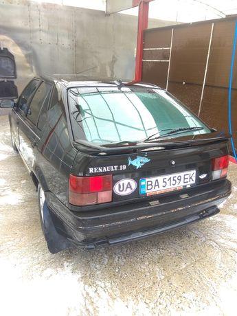 Рено 19 Renault 19 chamade