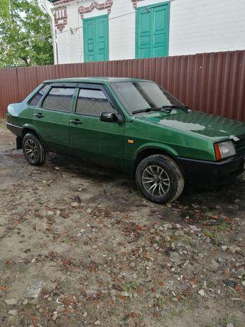 Продам автомобиль 21099