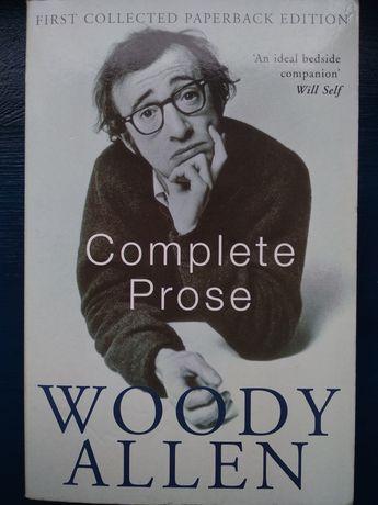 Woody Allen Complete Prose (po angielsku, anglojęzyczna)