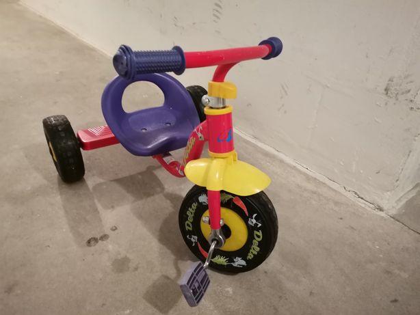 Rowerek dziecięcy Delta