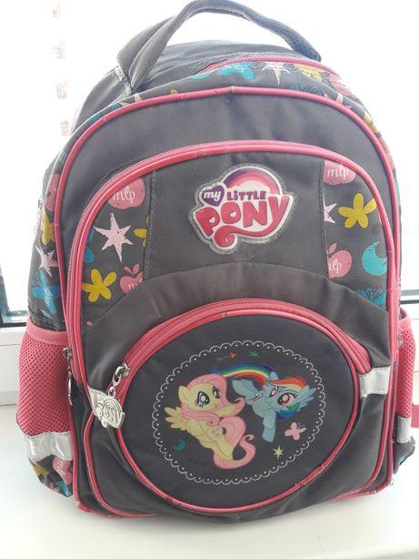 Школьный рюкзак портфель Kite My little pony 1-4 класс
