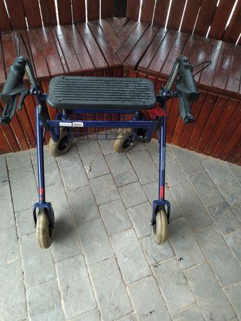 Balkonik, chodzik inwalidzki