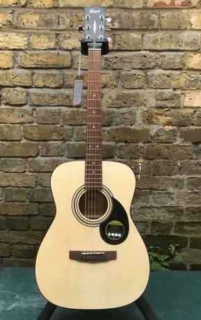 Guitarra Acústica Cort AF510E OP nova faço envio