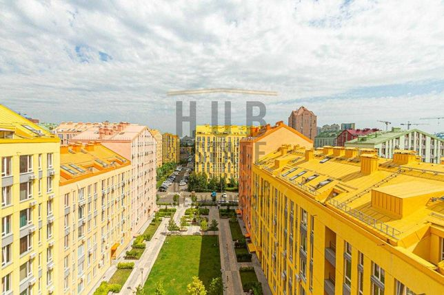 Продажа 2-уровневой квартиры в ЖК Комфорт Таун