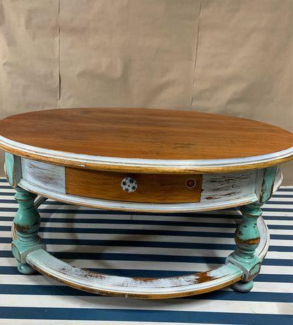 Meblownia drewniany stół ława nr154