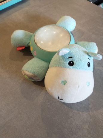 Uspokajacz Hipopotam Fischer Price