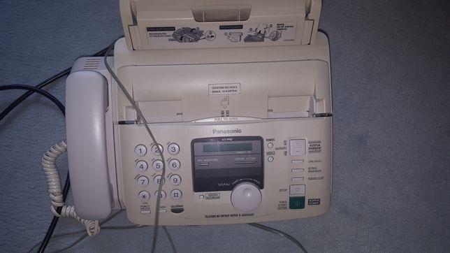 Fax Panasonic telefon stacjonarny