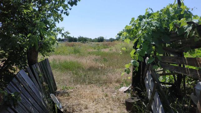 Продам широкий земельный участок 20 соток