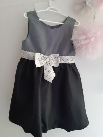 Sukienka hm rozmiar 122cm