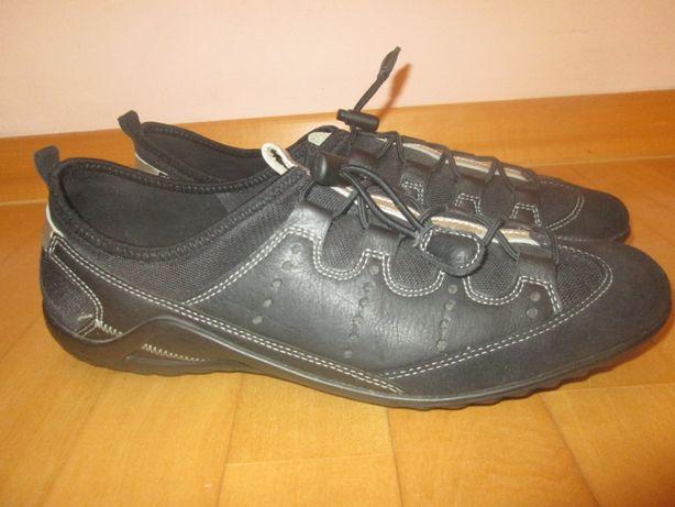 Mokasyny,buty damskie ,skórzane ECCO, rozmiar 40