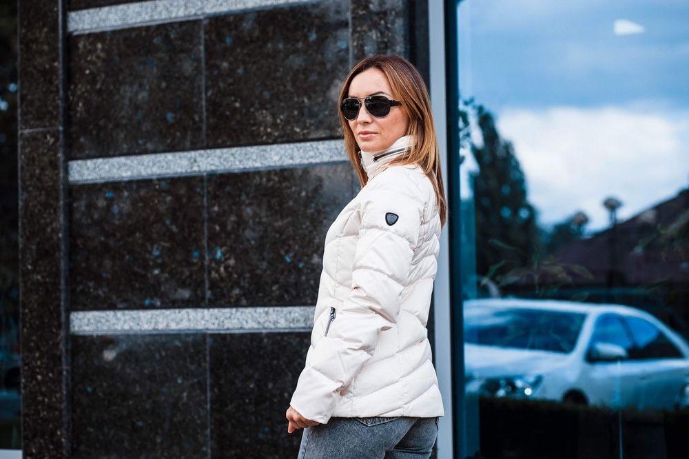 Куртка пуховик женский Emporio Armani EA7 Новая Ужгород - изображение 1
