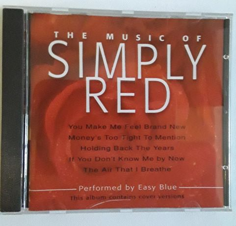 CD The Music of Simply Red by Easy Blue