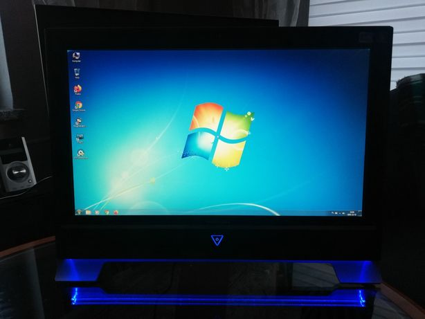 Komputer AIO + TV, nauka, praca zdalna, 100% sprawny, F HD, all in one