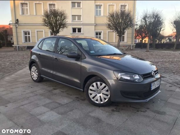 Volkswagen Polo Volkswagen Polo 1.6TDI Zarejestrowany 2011r