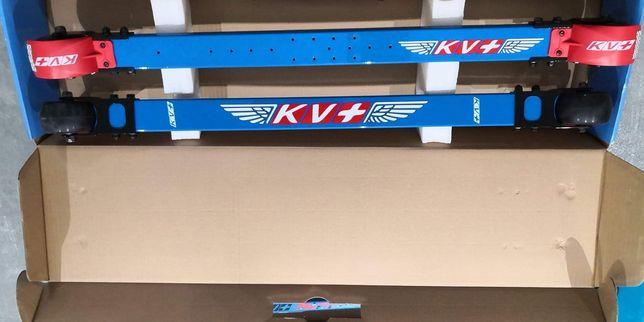 Nartorolki szwajcarskiej marki KV+ Classic