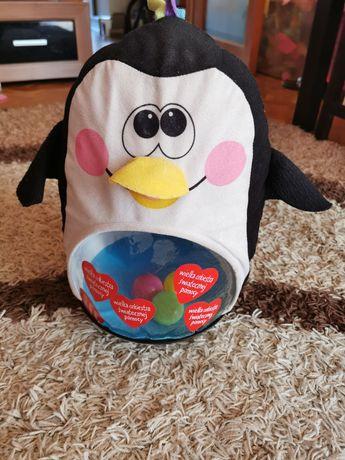 Pingwin inteaktywny whiiiii Fisher Price