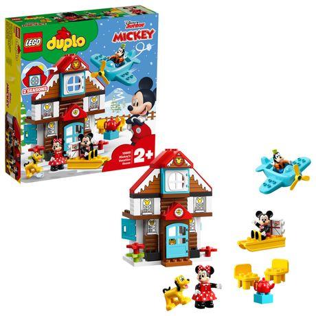 Wakacyjny domek Mickiego LEGO DUPLO
