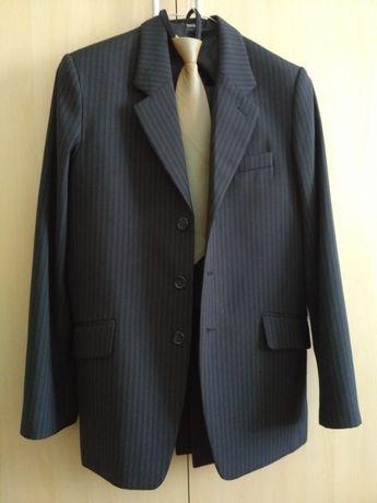 Школьный костюм, шкільна форма Мілана на мальчика. Пиджак піджак