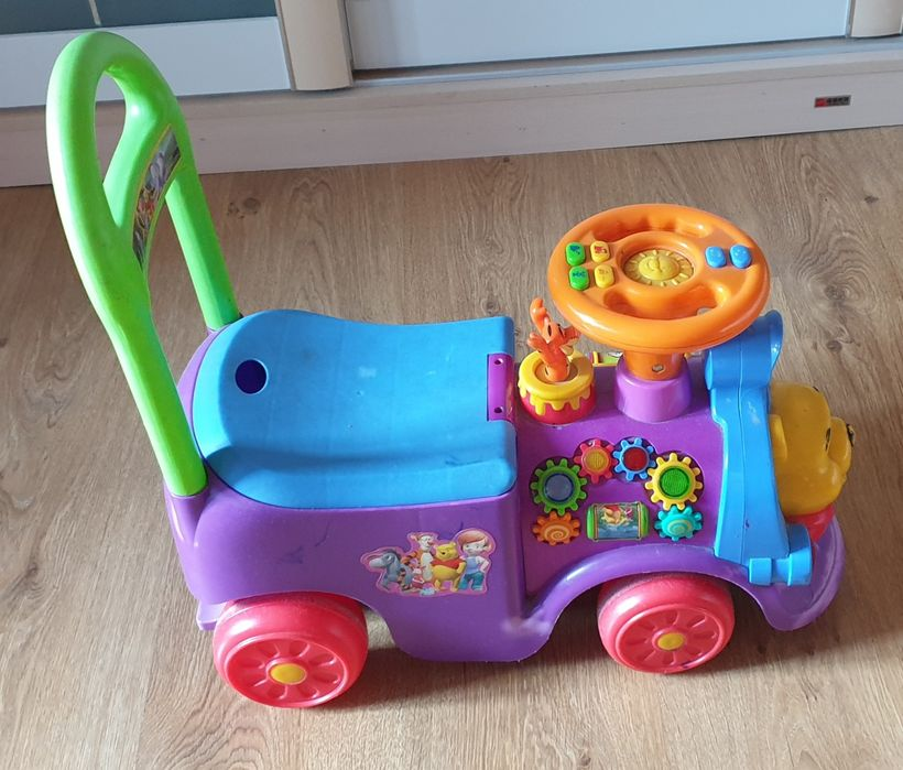 Детская музыкальная машинка талакар (толокар) Днепр - изображение 1