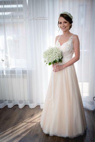 Suknia ślubna MARGARETT model Marcelina