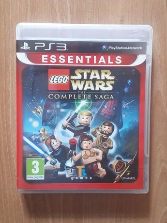 Gra LEGO dla dzieci na Playstation3 (ps3), Star wars the complete saga