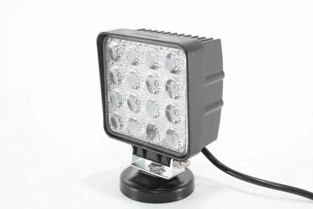 Farol-Projector de trabalho 4816AP - 48W potência