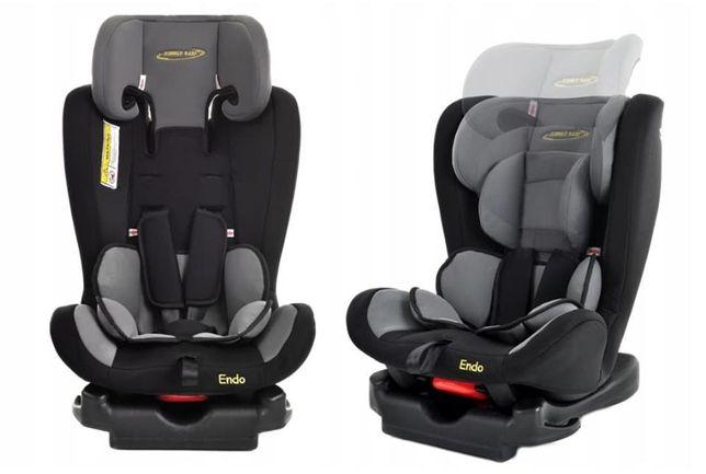 Fotelik Samochodowy SUMMER BABY 0-36 kg model ENDO Pochylany
