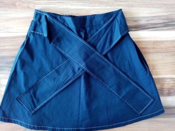 Granatowa spódnica Reserved r. XL