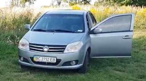 Автомобіль GEELY MK