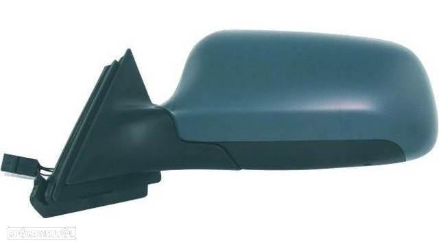 Espelho Esquerdo Eletrico Azul Audi A3 00-03 5P