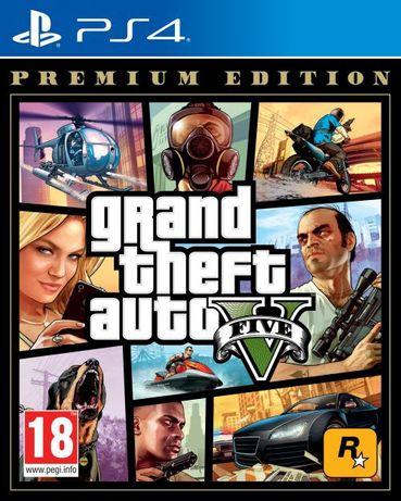 Klucz aktywacyjny do GTA V premium