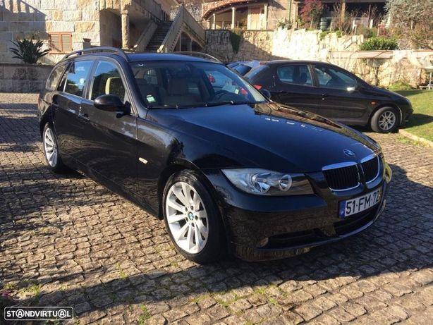 BMW 320 d Touring Dynamic