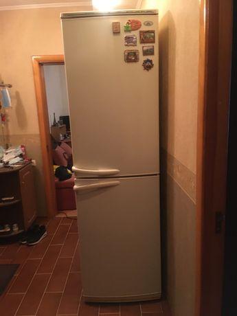 Двухкамерний холодильник Атлант