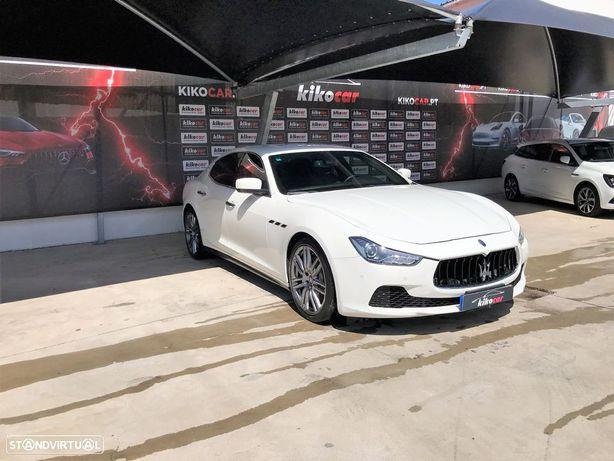 Maserati Ghibli Diesel GranSport 275cv