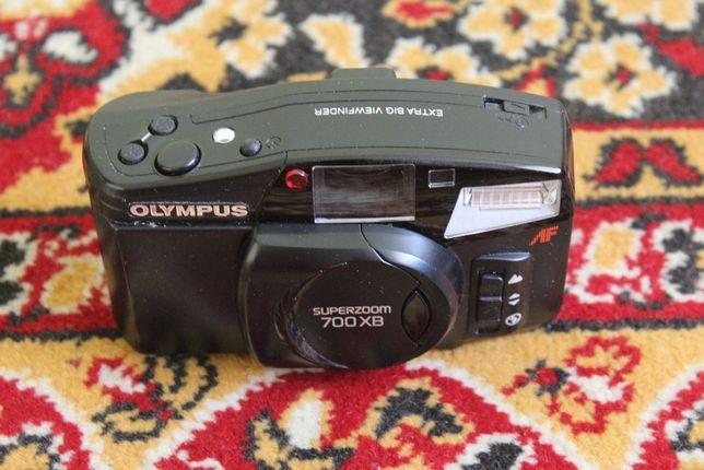 Aparat fotograficzny OLYMPUS SUPERZOOM-700 XB