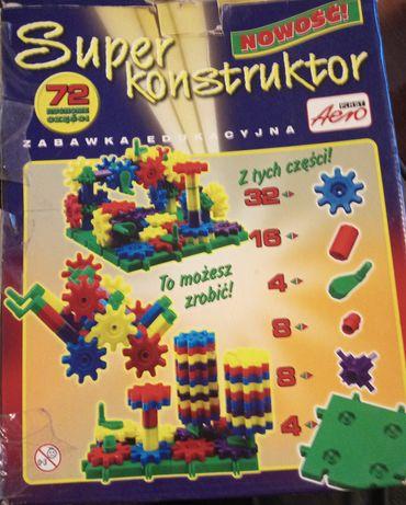 "Klocki ""Super Konstruktor"""