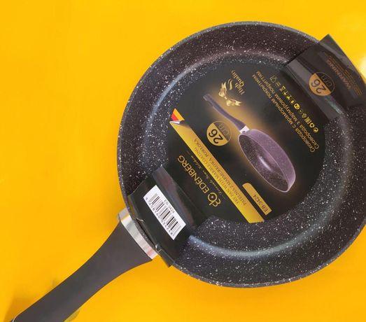 Сковорода антипригарная 26 см Новая сковорода