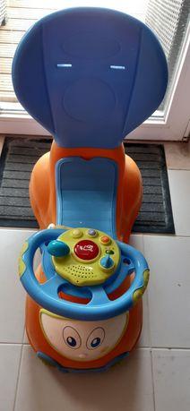 Quattro, o cavalgável que acompanha o crescimento da criança