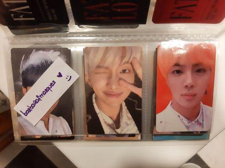 BTS - Photocards - Troca