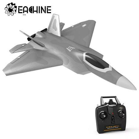 Самолёт на радиоуправлении Eachine F22 Raptor mini