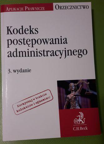 Orzecznictwo Aplikanta Kodeks postępowania administracyjnego 2015