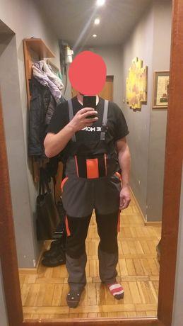Spodnie robocze rozmiar XXL