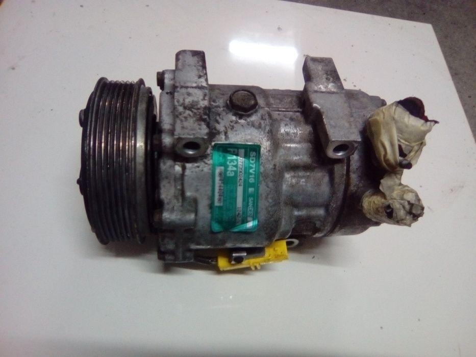 Compressor ar condicionado Citroen , Peugeot Marco - imagem 1
