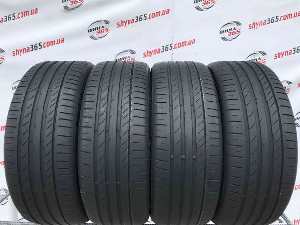 225/45 R19 CONTINENTAL CONTISPORTCONTACT 5 (5,4mm)Літо 235/245/50