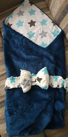 Конверт на выписку, одеяло, плед