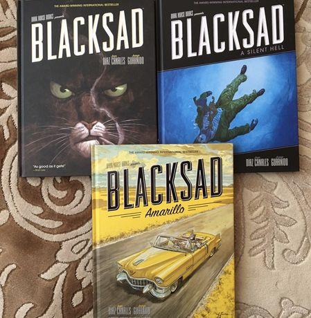 Blacksad (комікс, повний комплект)