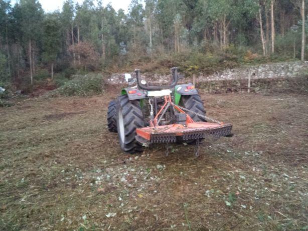 Prestação de Serviços agrícolas/florestais