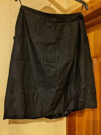 Юбка черная O'stin для школы